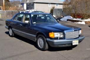 1988 Mercedes 560sel 1988 Mercedes 560sel Priced To Sell Call For Details