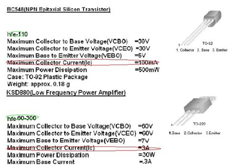 equivalent transistor of bc548 equivalent transistor for bc548 28 images accurate