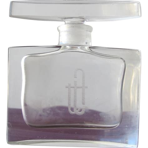 Letter Perfume quality perfume bottle etched letters from timeinabottle