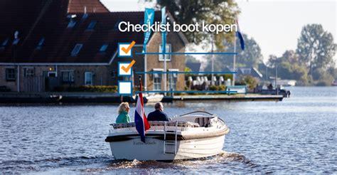 tweedehands boot kopen tips checklist boot kopen blog sloepenmarkt