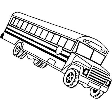 school bus coloring pages 28050 bestofcoloring com