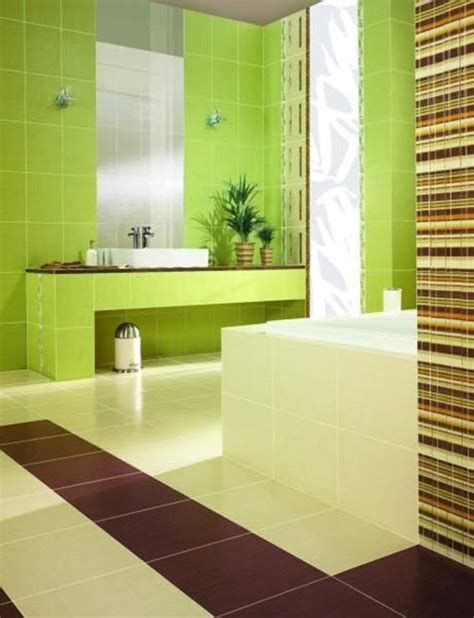 bathroom tile color ideas 40 lime green bathroom tiles ideas and pictures