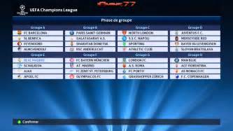 Ucl Table Pes 2015 Master League Uefa Champions League 2014 2015