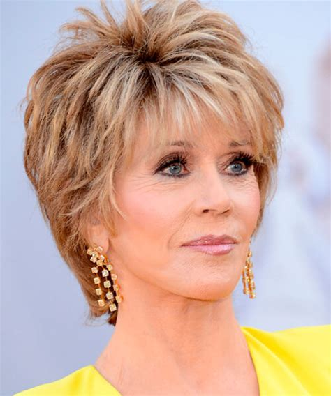 how to cut fonda hairstyle star hairstyles worth imitating