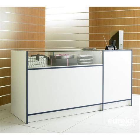 Shop Counter Shop Counter With Till Point Glass Top Storage