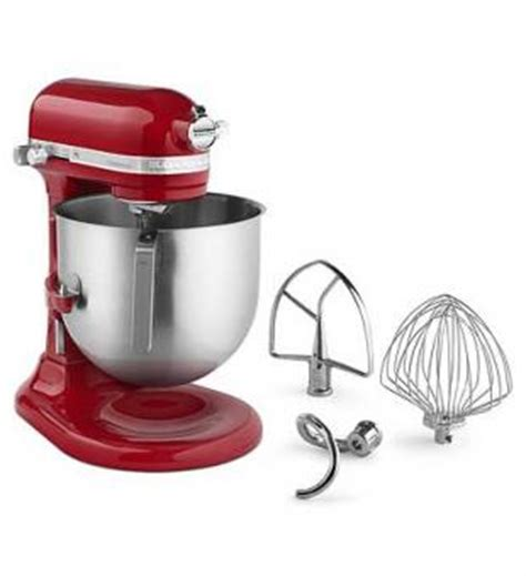 KitchenAid KSM8990 Commercial 8 Quart Stand Mixer