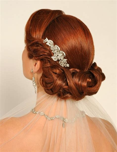 vintage hairstyles for weddings 30 unique wedding hairstyles art and design