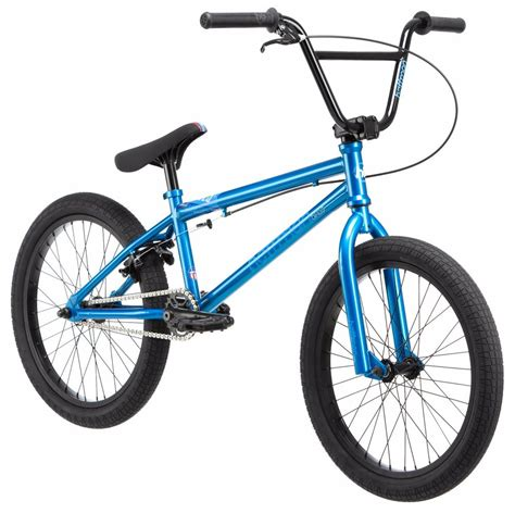 Bmx Freestyle 20 quot hoffman bmx freestyle aves bike blue martlocal