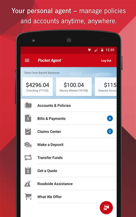 themes agent app store state farm pocket agent 174 android apps on google play