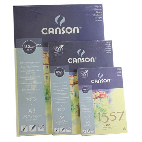 canson sketchbook a4 canson 1557 180gsm a5 a4 a3 sketching drawing paper pad