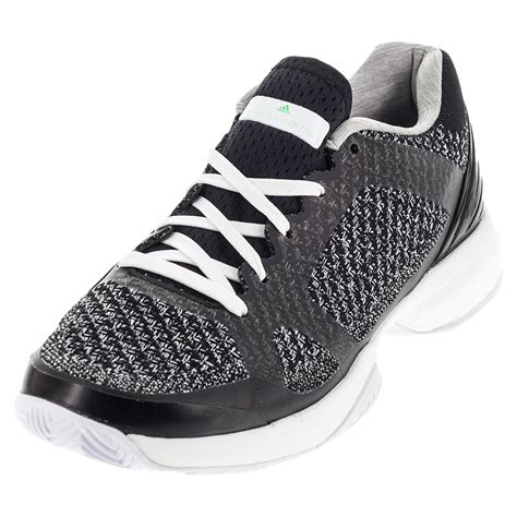 womens black tennis shoes s asmc barricade boost tennis shoes black and white