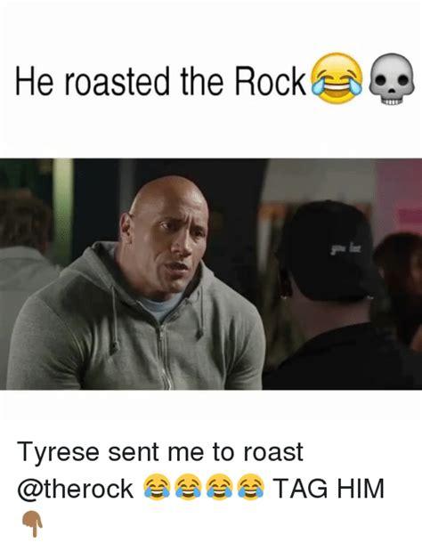 Roast Meme - 25 best memes about the rock the rock memes
