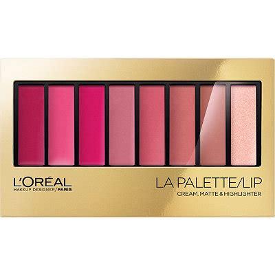 L Oreal La Palette color riche la palette lip pink ulta