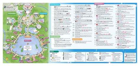 printable epcot tickets epcot map www pixshark com images galleries with a bite