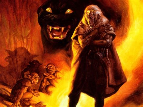 Wallpapers Gryphon Jeff Easley by My Free Wallpapers Wallpaper Jeff Easley Drizzt