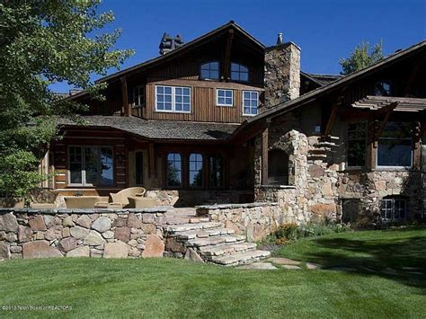 wyoming house a retired goldman partner is selling his sick wyoming