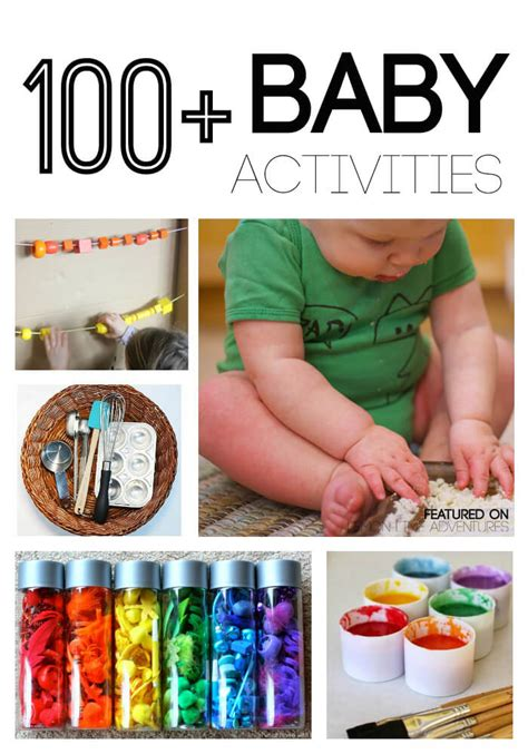 Top 10 Activities With Your Infant by Ultimate Guide To Baby Activities