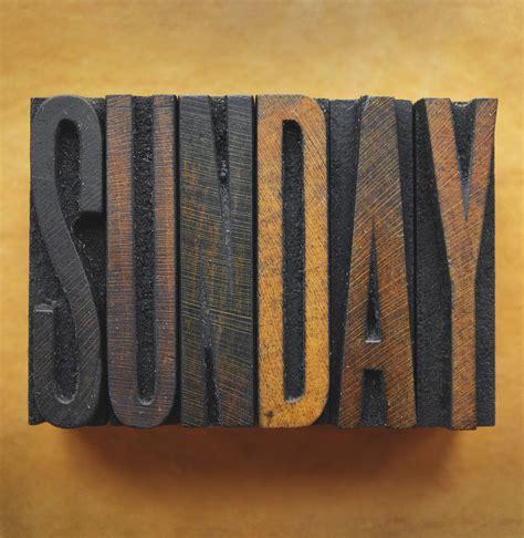 Why Calendars Start On Sunday Why The Week Starts On Sunday