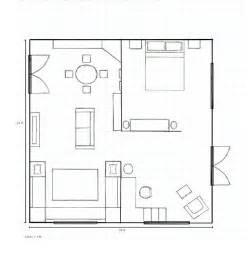 Converting A Garage Into An Apartment Floor Plans Floor Plan Of Garage Conversion Garage Conversion