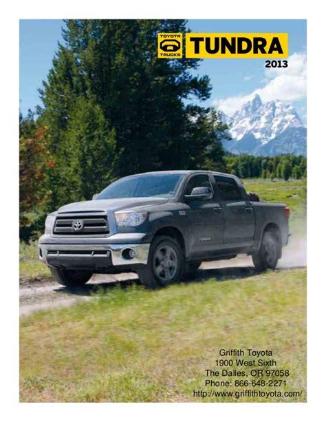 Toyota Tundra Brochure Toyota Tundra Brochure Autos Post