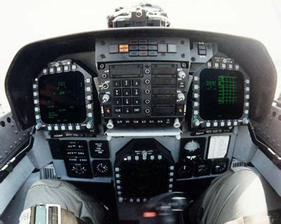 Home Interior Software by Inside The Cockpit How F A 18s Work Howstuffworks