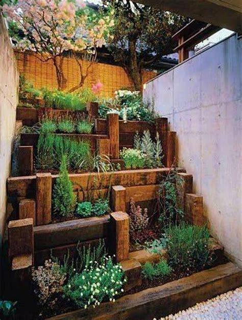 amazing small garden designs outside in the garden diy