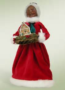 quot african american mrs claus w gingerbread quot a member of