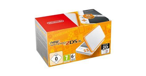 console da gioco nintendo new 2ds xl 4 88 arancione bianco console da