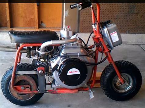 how fast does a doodlebug mini bike go 38 best images about go fast karts on go kart