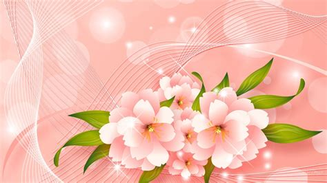 free floral images peach flowers wallpapers hd pictures one hd wallpaper