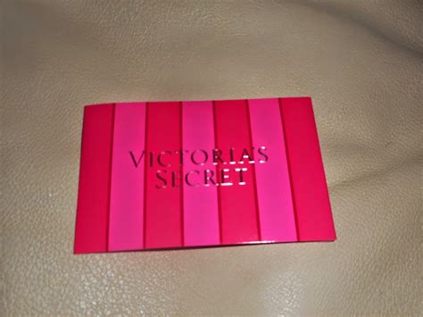 Gift Cards For Victoria Secret - 40 victoria secret gift card cad 40 32 picclick ca