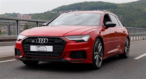 Audi Wagon 2020 by New 2020 Audi S6 Avant Will Make You Yearn For A Big