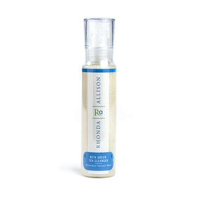 Acne Cleanser Scrub Beta Plus rhonda allison beta green tea cleanser 120ml
