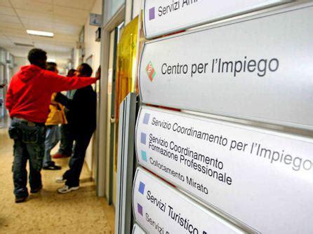 ufficio per l impiego cobasso punti critici della garanzia giovani centri per l impiego