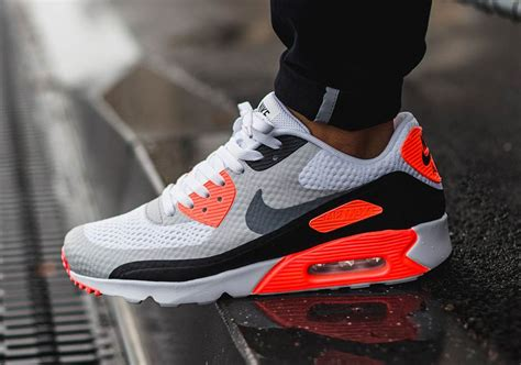 Nike Airmax90 Colour nike air max 90 ultra infrared sneaker bar detroit