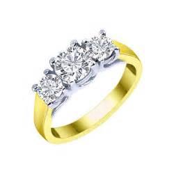 Diamonds international rings gt three stone gt 3 stone diamond ring