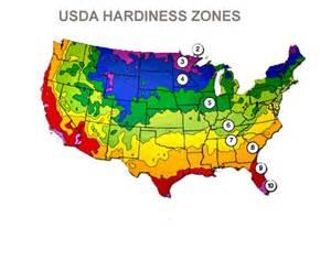 Find My Gardening Zone - planting zones