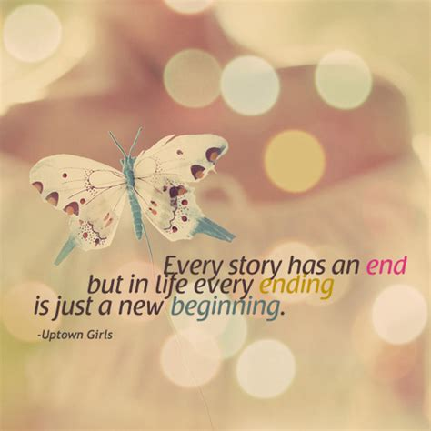 in life every ending is just a new beginning pictures