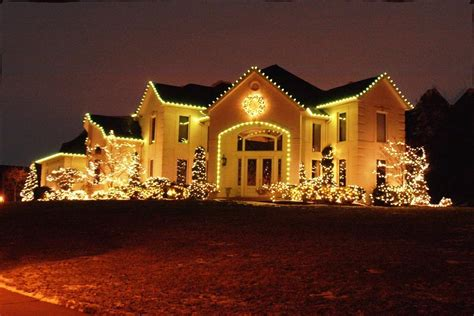 Best Decorated Homes by Mind Blowing Christmas Lights Ideas For Outdoor Christmas