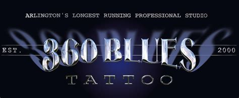 360 blues and tattoos 360 blues and studio