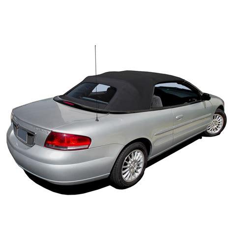 Chrysler Sebring Convertible Top 2001 2006 chrysler sebring convertible top 2 top
