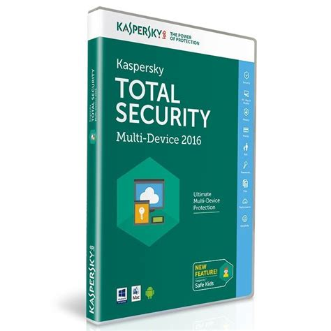 kaspersky for android kaspersky total security 2016 multi device 1 year for pc mac android new sealed