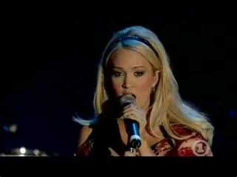 carrie underwood just stand up mp carrie underwood and heart alone youtube