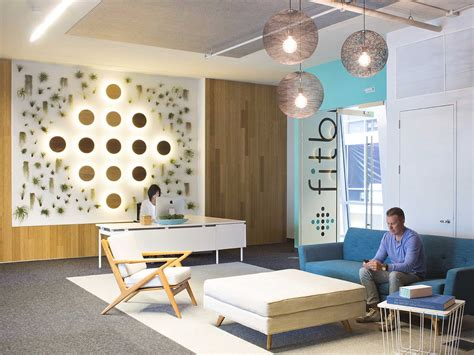 fitbit corporate challenge fitbit s new san francisco offices business insider