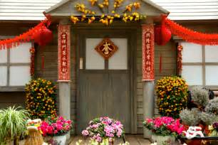 Chinese New Year Home Decorations by Welcome To The Year Of The Monkey Gap Year The