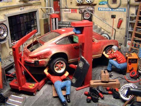 Auto Online Kauf by Auto Garage Diorama 1 18 Kaufen Verkauf Auto Garage