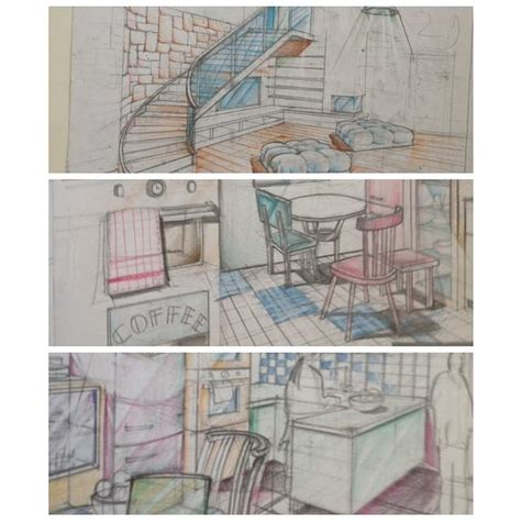interior design drawing tips freehand architecture