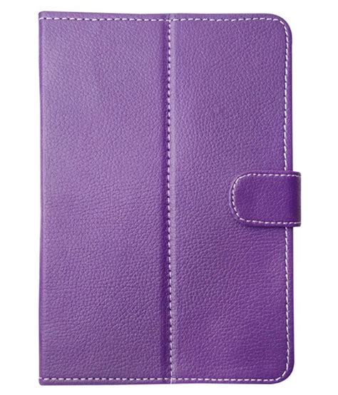 Cover Samsung Galaxy Tab 3v by Fastway Flip Cover For Samsung Galaxy Tab 3 V Purple