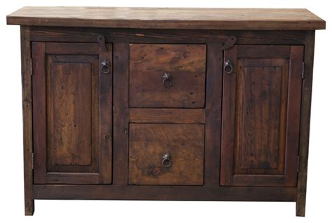 Rustic Bathroom Sink Cabinets Reclaimed Barnwood Vanity 10109 Rustic Bathroom Vanities And Sink Consoles By Foxden Decor