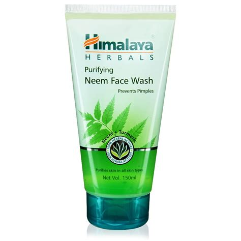 Himalaya Herbal Wash Buy Himalaya Herbals Purifying Neem Wash 150ml